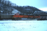 BNSF 6208